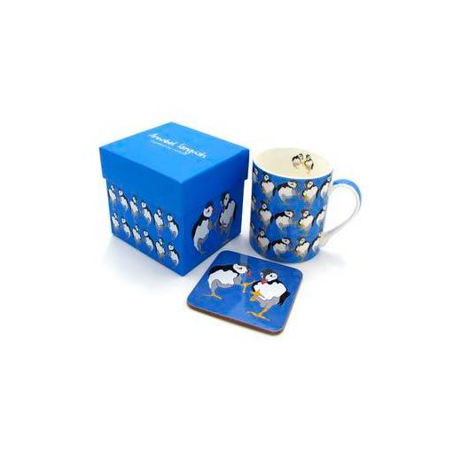 Puffin Mug Gift Set