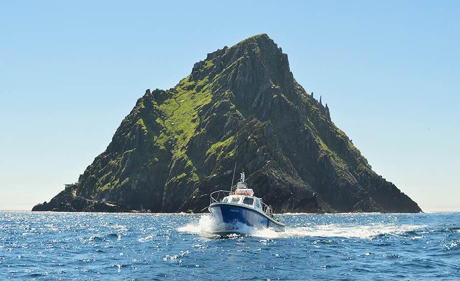 Skellig boat trips